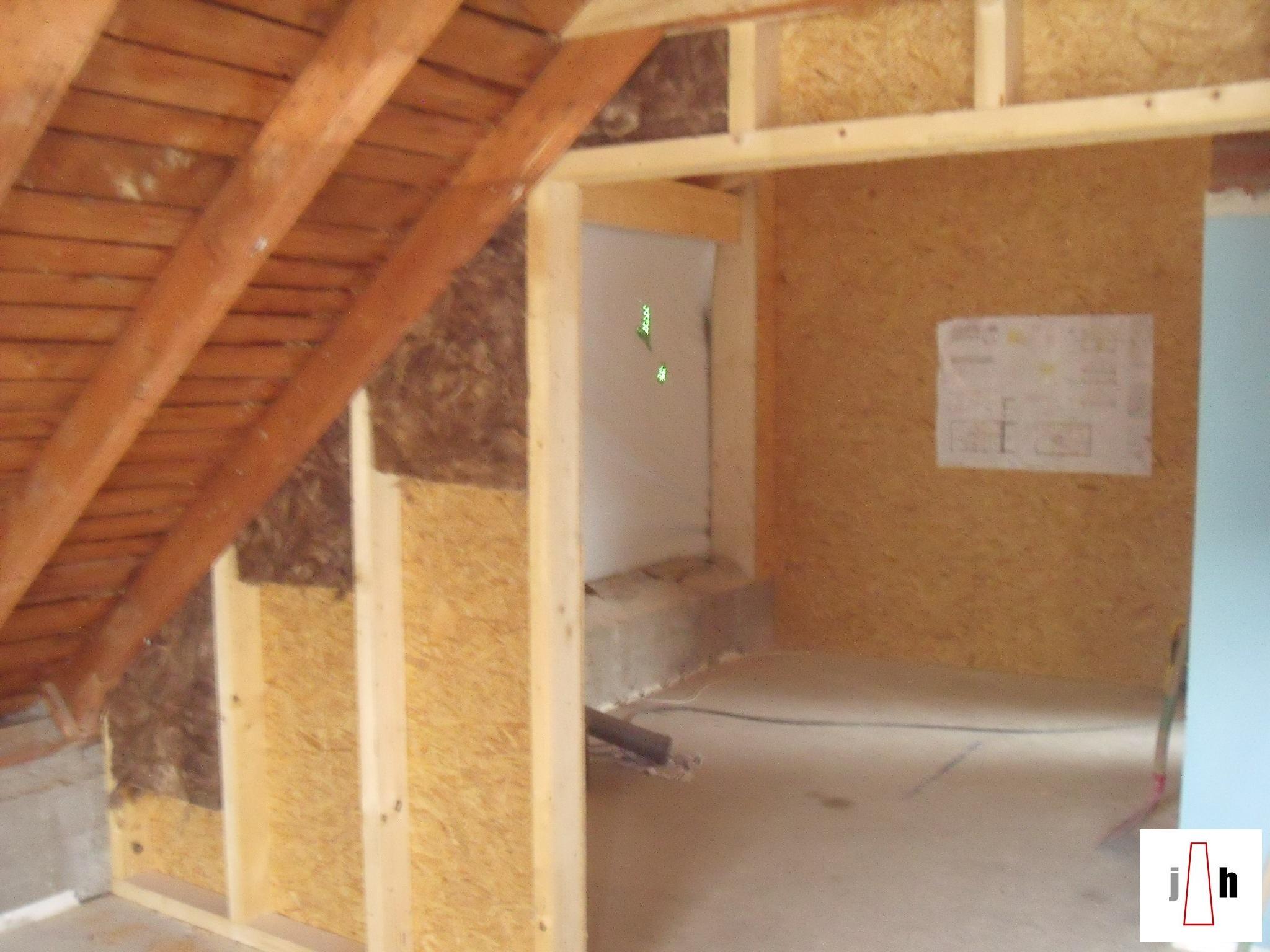 Umbau eines Wohnhauses - Ingenieurbüro Jörg Hofer